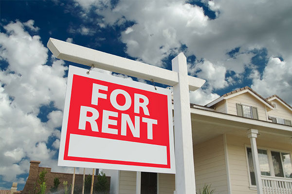For sale tenant signs in Surprise, AZ