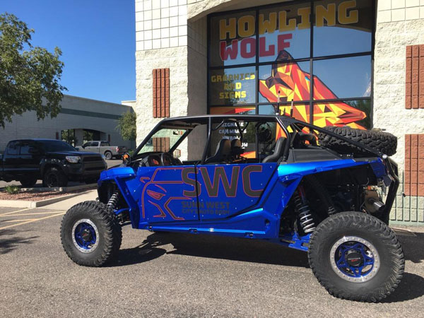 Best ATV Wraps and graphics in Surprise, AZ