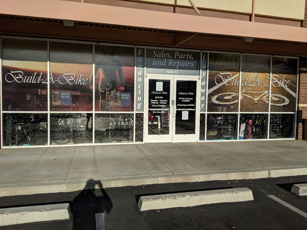 Custom Storefront Signs in Surprise AZ