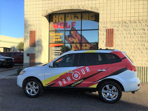 Vehicle Wraps Surpise