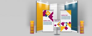 tabletop trade show displays
