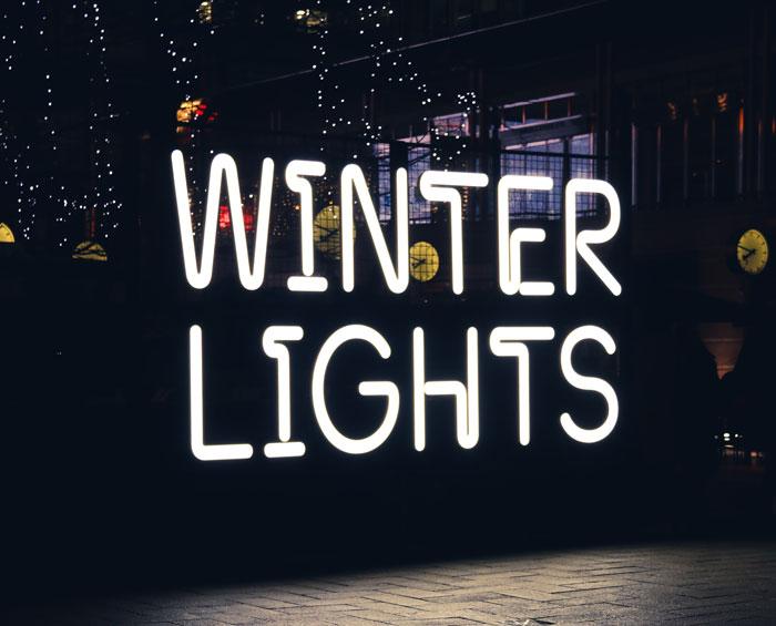 Wiinter Lights Custom LED Signs in Phoenix, AZ